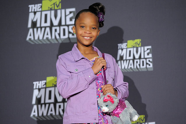 Quvenzhane Wallis Was Offended by the MTV Movie Awards