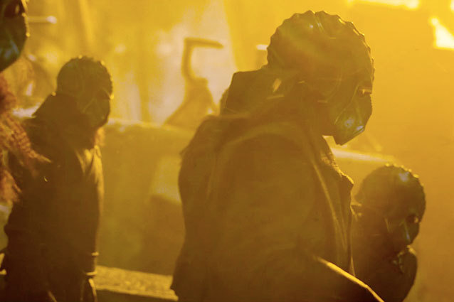 Klingons in Star Trek Into Darkness