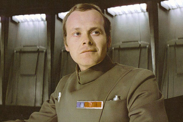 Star Wars Actor Richard LeParmentier Dies at 66