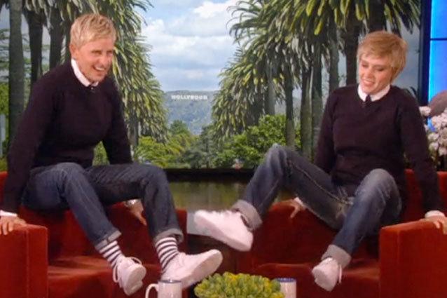 Credit: The Ellen Show