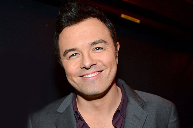 Seth MacFarlane will guest star on The Simpsons season finale