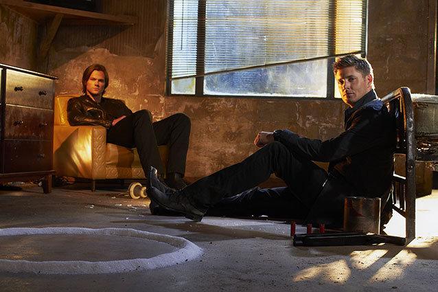 Supernatural, The CW Lineup