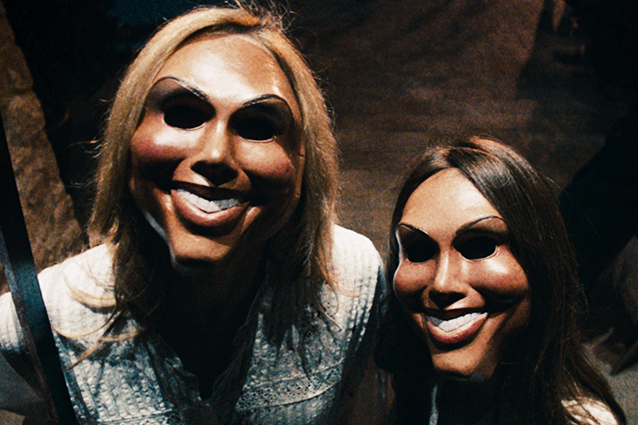 Masks from The Purge