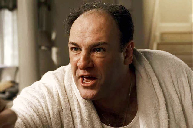 The Sopranos James Gandolfini