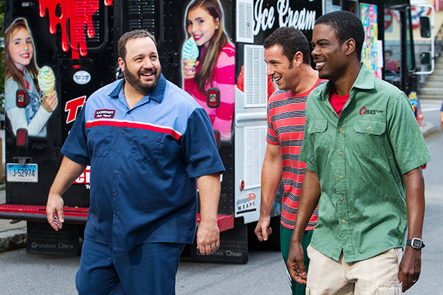 Grown Ups 2, Kevin James