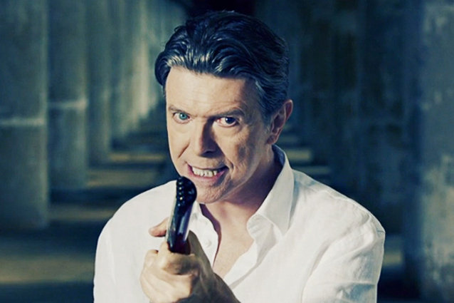 David Bowie Valentine's Day Music Video