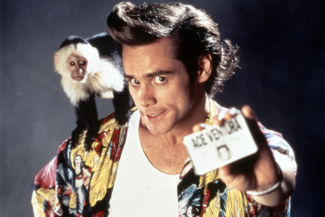 Ace Ventura, Pet Detective, Jim Carrey