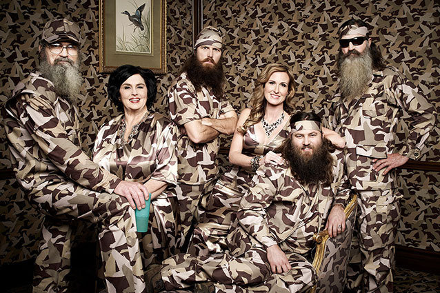 Duck Dynasty Breaks Ratings Records