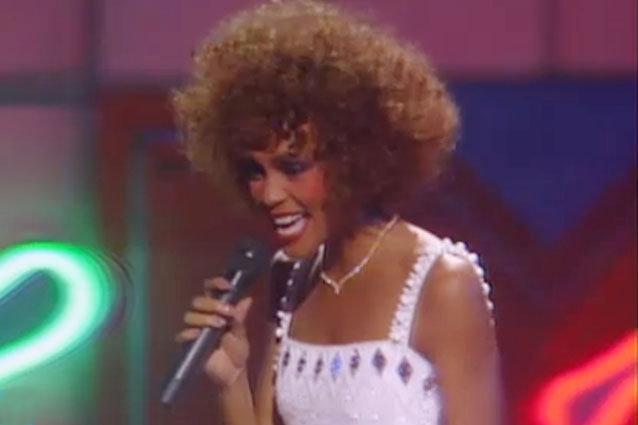 Whitney Houston MTV VMA