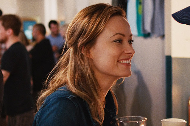 Olivia Wilde, Drinking Buddies