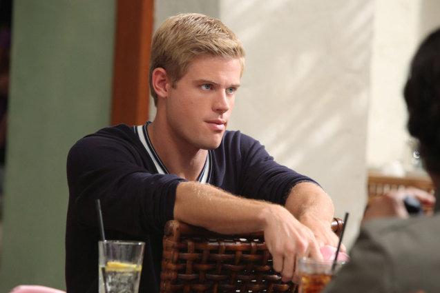 Trevor Donovan, 90210
