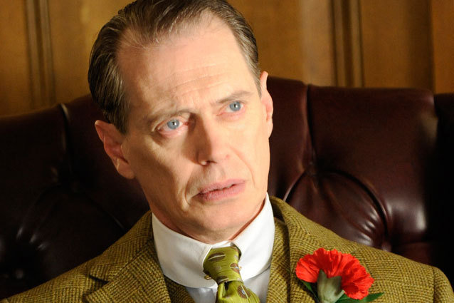 Steve Buscemi on HBO's 'Boardwalk Empire'