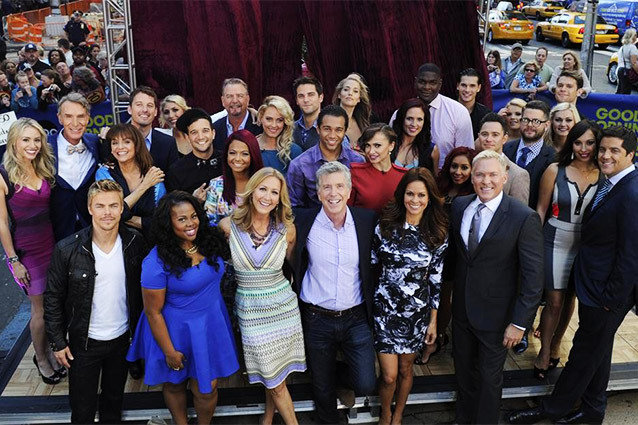 Dancing With The Stars, Cast Announcement