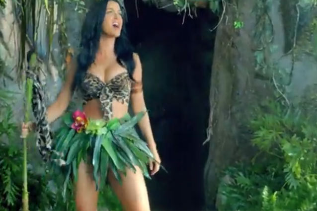 Katy Perry, Roar Video