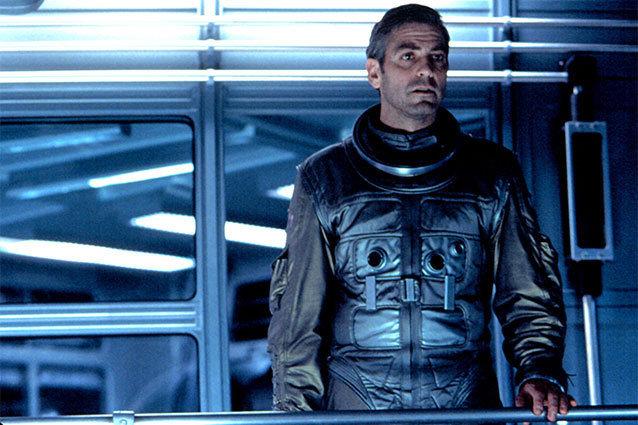 Solaris, George Clooney
