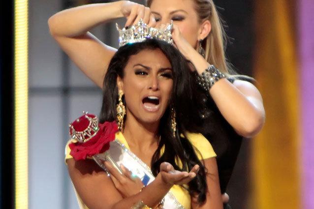 Nina Davuluri, Miss. America