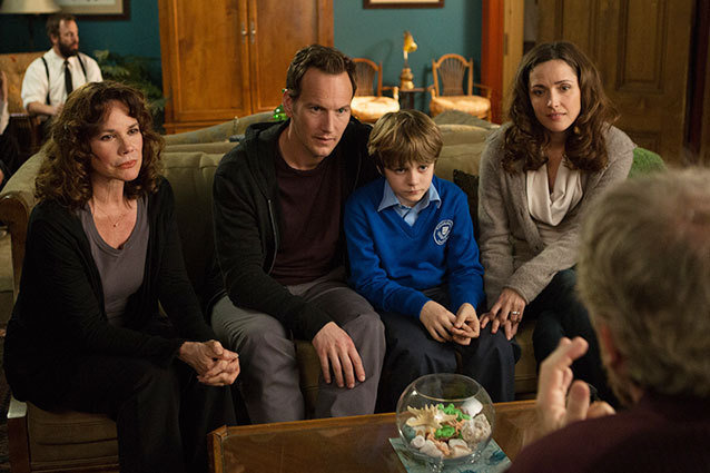 Insidious: Chapter 2, Patrick Wilson, Rose Byrne