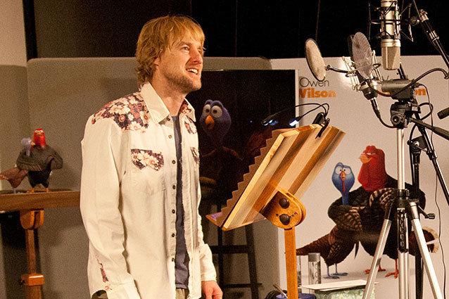 Owen Wilson stars in Reel FX's Free Birds