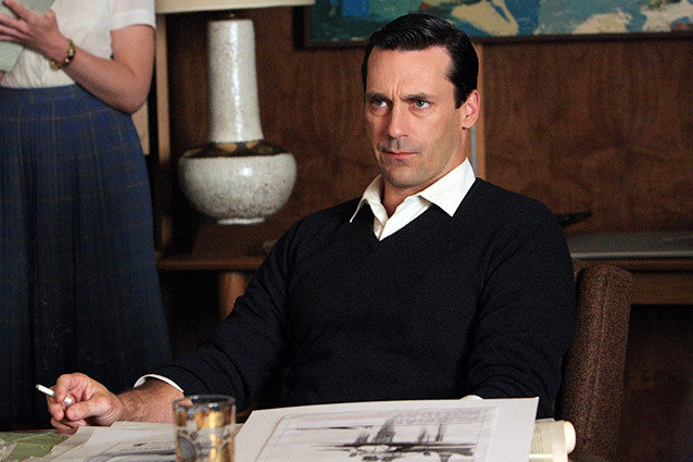 Mad Men, Don Draper