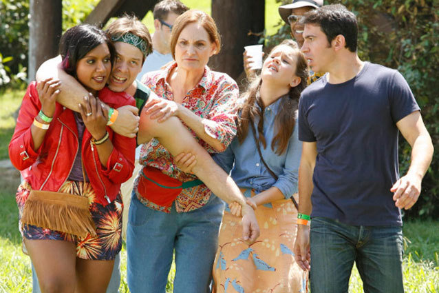 TV Still from The Mindy Project, Season 2 Episode 3