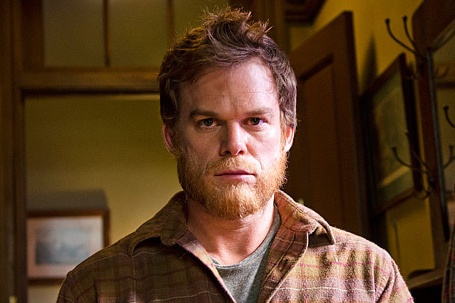 TV still from the series finale of Dexter