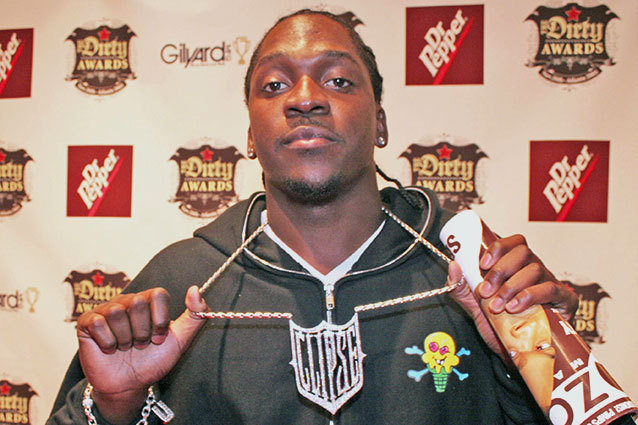 Pusha T is getting ready to release his highly-anticipated solo project 'My Name Is My Name'