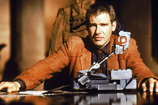 "Harrison Ford has just stated that he is ""talking about"" Blade Runner 2 with Ridley Scott."