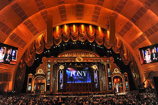 The 69th Annual Tony Awards are set for June 8 2014