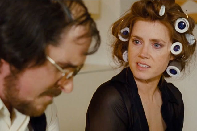 American Hustle Trailer Still