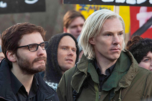 Julian Assange posted his full letter to Benedict Cumberbatch, classily denigrating the merit of The Fifth Estate as a true story