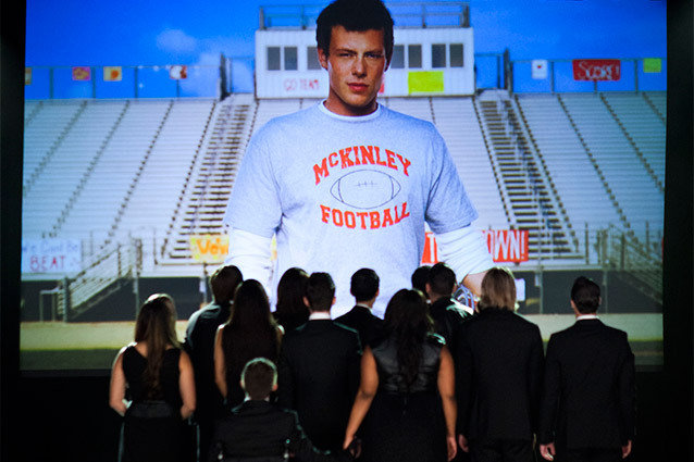 Glee, The Quarterback, Cory Montieth, Finn Hudson