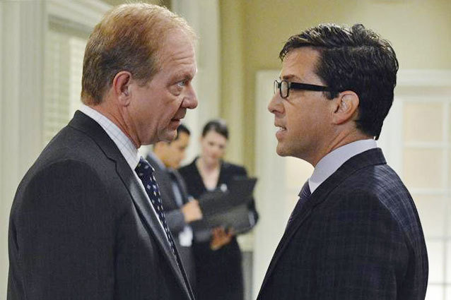Scandal, Cyrus and James, TV Still