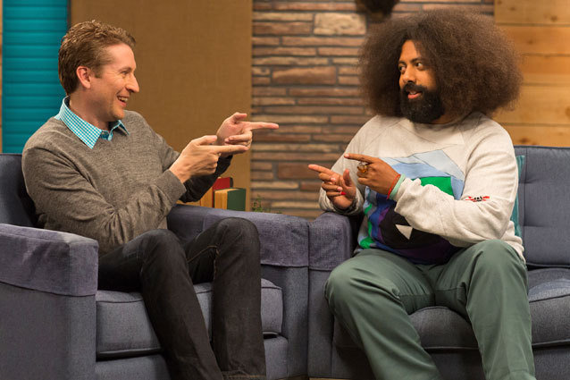 Scott Aukerman & Reggie Watts, Comedy Bang! Bang!
