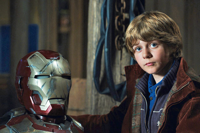 Ty Simpkins, who played the little boy in Iron Man 3, getting cast in the lead role for Jurassic Park 4