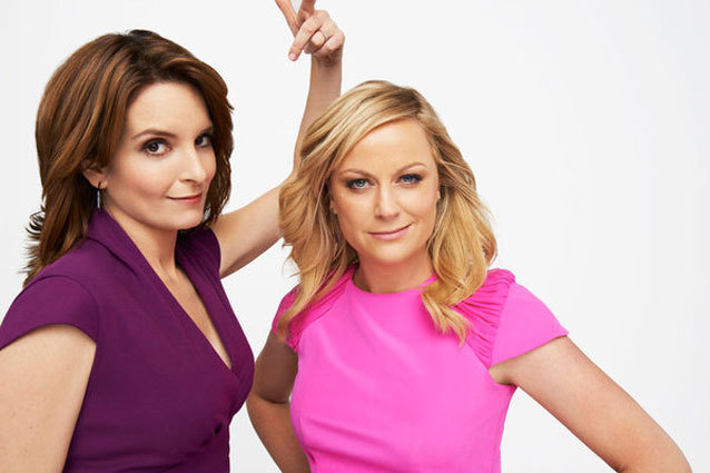 Tina Fey and Amy Poehler are going to host the Golden Globes for the next two years