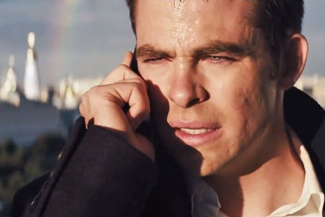Jack Ryan Shadow Recruit Trailer Still