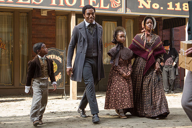 12 Years a Slave, Movie Still