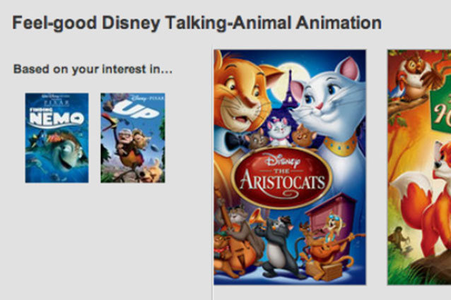 Odd Netflix Genres