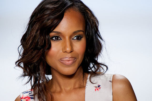 Kerry Washington to host SNL