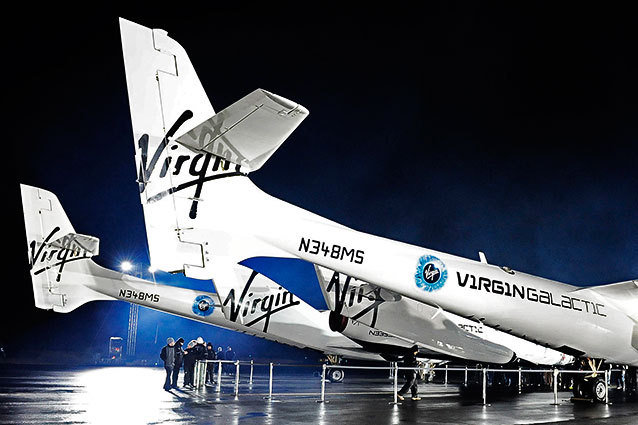 Virgin Galactic: Celebrities You'd Want By Your Side in Outer Space