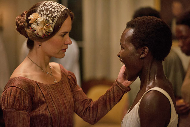 Interview With :    Actress Sarah Paulson Discusses What '12 Years a Slave' Says About Our Society Today
