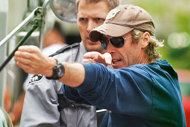 Michael Bay attacked on set in Hong Kong