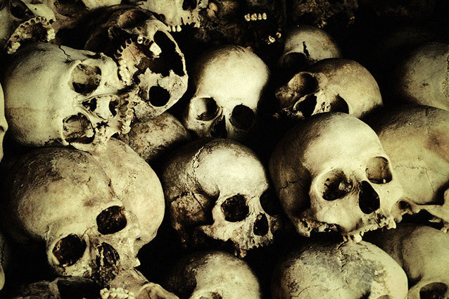 "vampire grave in Poland,  ""Vampire Panic: A Polish Cemetery For Vampires"""