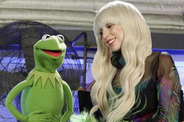 Lady Gaga, Kermit