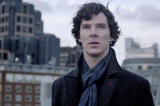 Sherlock Season 3 premier Jan 19