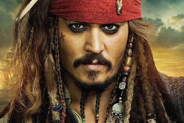 Pirates of the Caribbean: On Stranger Ties