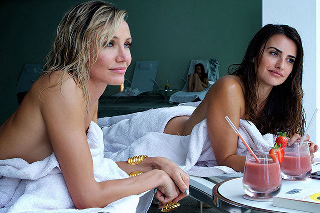 The Counselor, movie still