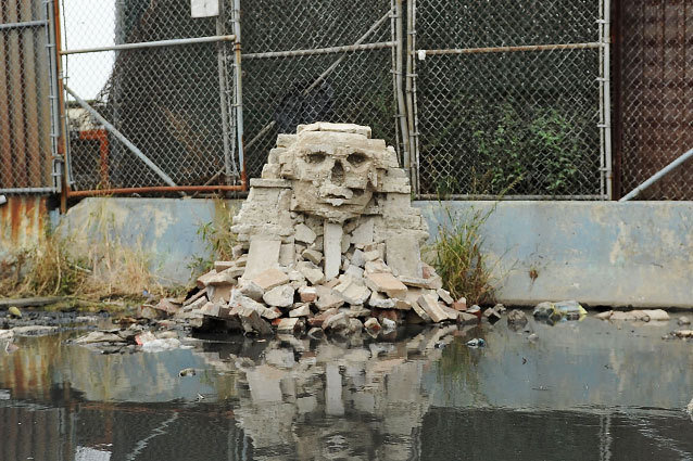 Banksy Sphinx