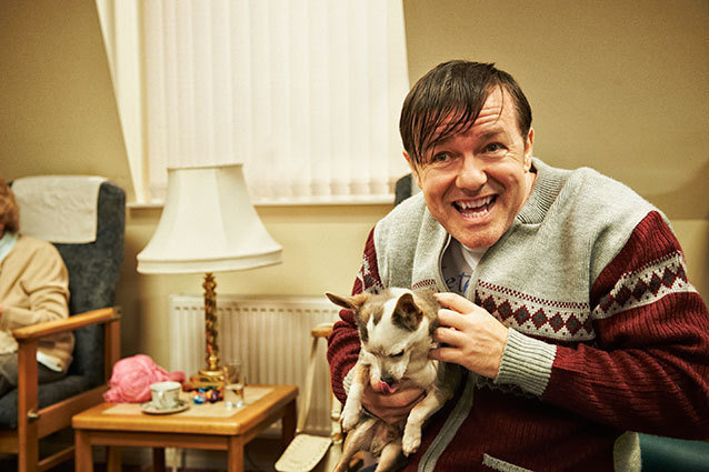 Ricky Gervais as Derek