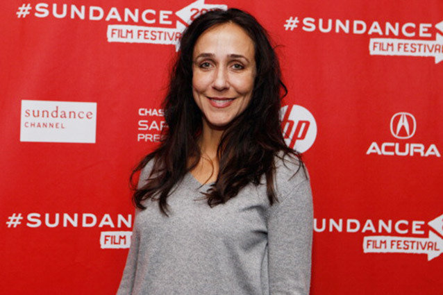 "PARK CITY, UT - JANUARY 19:  Director Gabriela Cowperthwaite attends the ""Blackfish"" premiere at Temple Theater during the 2013 Sundance Film Festival on January 19, 2013 in Park City, Utah.  (Photo by Chad Hurst/Getty Images)"